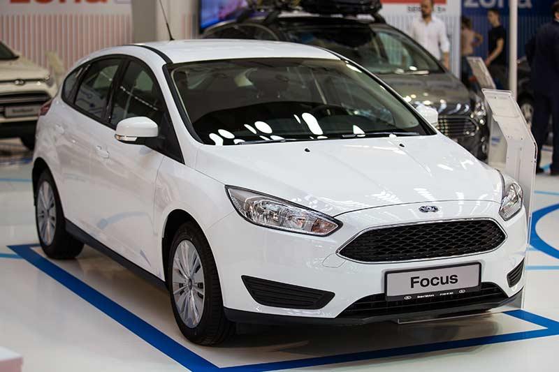Ford Focus Mark 2