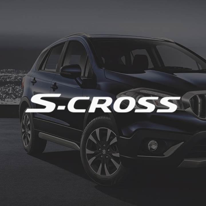 Suzuki SX4 S-Cross Family Crossover