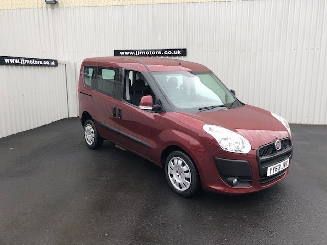 Used FIAT DOBLO in Crosshands, South Wales for sale