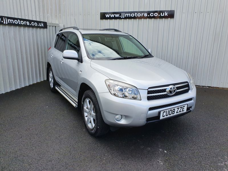 Used TOYOTA RAV-4 in Llanelli, South Wales for sale