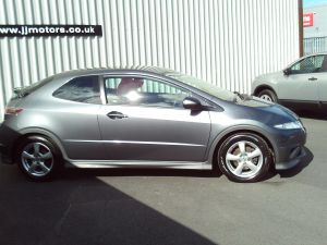 HONDA CIVIC I-VTEC TYPE S - 7844 - 2