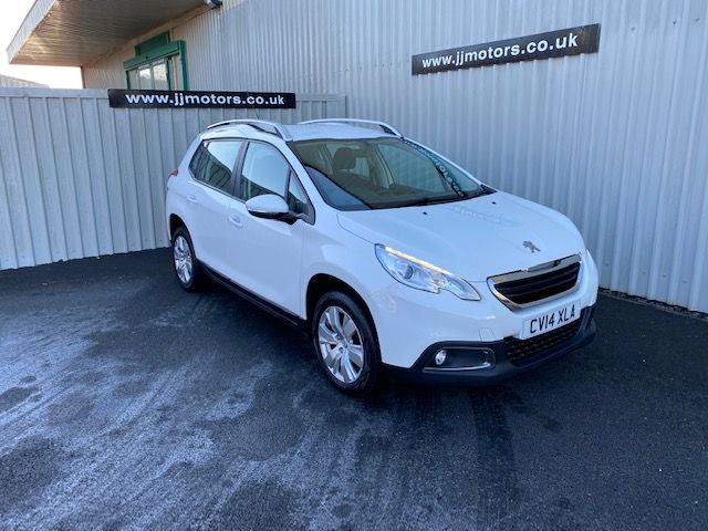 Used PEUGEOT 2008 in Llanelli, South Wales for sale