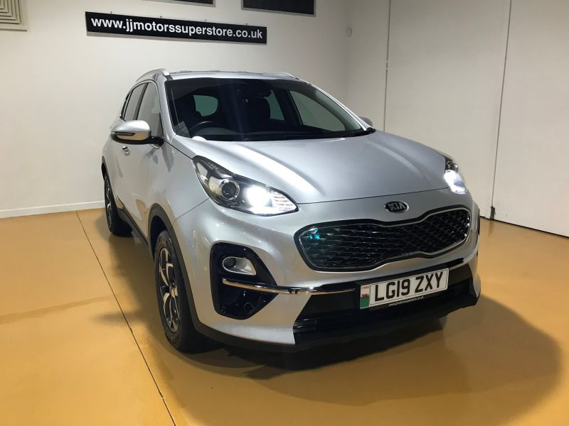 Used KIA SPORTAGE in Llanelli, South Wales for sale