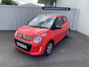 CITROEN C1 AIRSCAPE FEEL - 8819 - 3