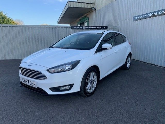 Used FORD FOCUS in Crosshands, South Wales for sale