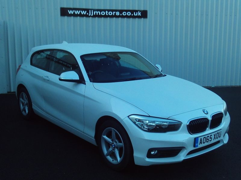 Used BMW 1 SERIES in Crosshands, South Wales for sale