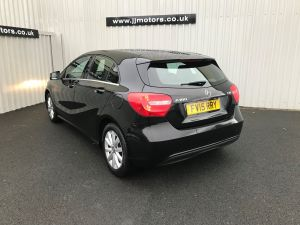 MERCEDES A-CLASS A180 CDI BLUEEFFICIENCY SE - 8576 - 6