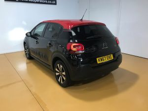 CITROEN C3 PURETECH FLAIR - 8179 - 5