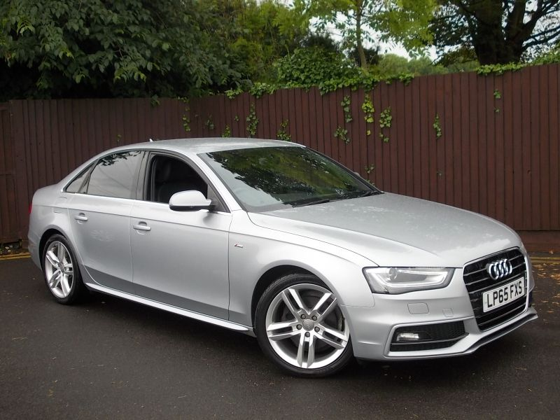 Used AUDI A4 in Bridgend, South Wales for sale