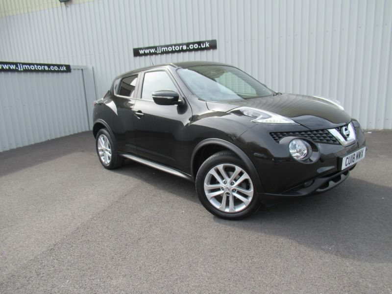 Used NISSAN JUKE in Crosshands, South Wales for sale