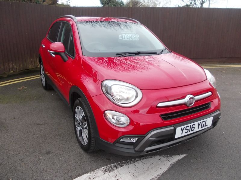 Used FIAT 500X in Crosshands, South Wales for sale