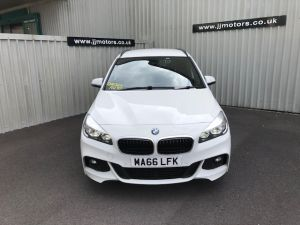 BMW 2 SERIES 216D M SPORT GRAN TOURER - 9279 - 2