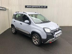 FIAT PANDA CITY CROSS - 9397 - 1