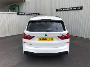 BMW 2 SERIES 216D M SPORT GRAN TOURER - 9279 - 6