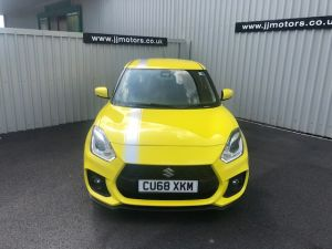 SUZUKI SWIFT SPORT BOOSTERJET - 7870 - 2