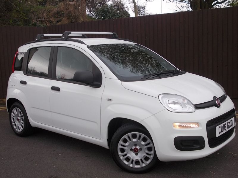 Used FIAT PANDA in Bridgend, South Wales for sale