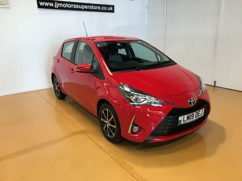 Used TOYOTA YARIS in Llanelli, South Wales for sale
