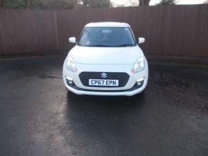SUZUKI SWIFT SZ-T BOOSTERJET - 9852 - 2