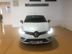 RENAULT CLIO GT LINE TCE - 8046 - 5