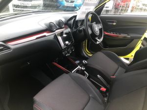 SUZUKI SWIFT SPORT BOOSTERJET - 7870 - 8