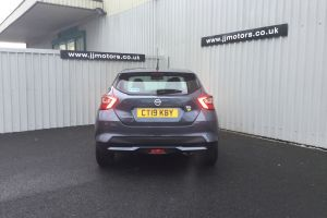 NISSAN MICRA IG-T ACENTA LIMITED EDITION - 8281 - 7