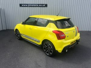 SUZUKI SWIFT SPORT BOOSTERJET - 7870 - 6