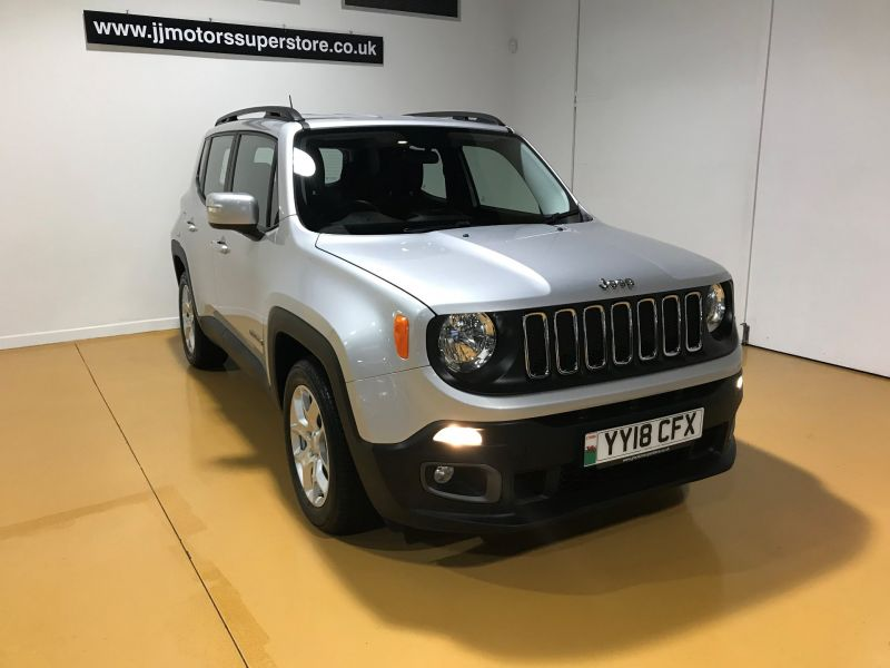 Used JEEP RENEGADE in Llanelli, South Wales for sale