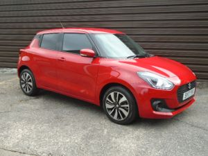 SUZUKI SWIFT SZ5 BOOSTERJET SHVS - 7718 - 1