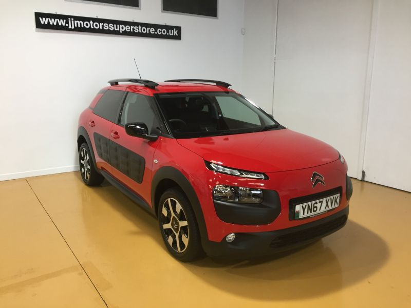 Used CITROEN C4 CACTUS in Llanelli, South Wales for sale