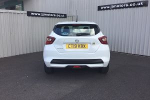 NISSAN MICRA IG-T ACENTA LIMITED EDITION - 8280 - 8