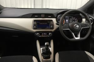 NISSAN MICRA IG-T ACENTA LIMITED EDITION - 7486 - 4