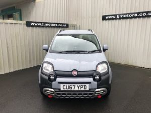 FIAT PANDA CITY CROSS - 9397 - 2