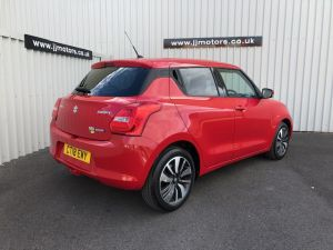 SUZUKI SWIFT SZ5 BOOSTERJET SHVS - 10016 - 34