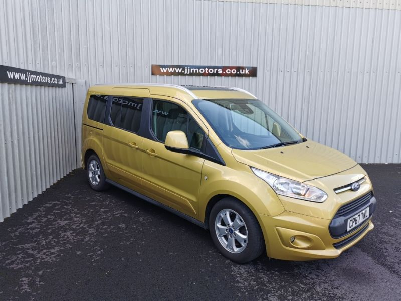 Used FORD GRAND TOURNEO CONNECT in Crosshands, South Wales for sale