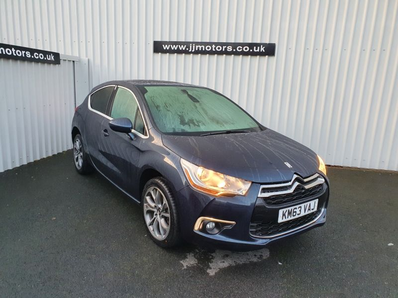 Used CITROEN DS4 in Llanelli, South Wales for sale