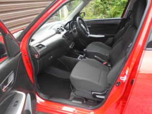 SUZUKI SWIFT SZ5 BOOSTERJET SHVS - 7718 - 6