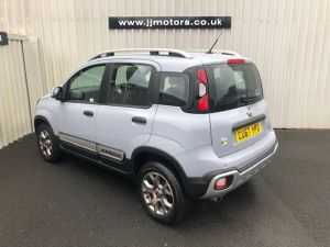 FIAT PANDA CITY CROSS - 9397 - 3