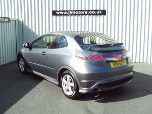 HONDA CIVIC I-VTEC TYPE S - 7844 - 6
