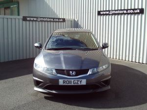 HONDA CIVIC I-VTEC TYPE S - 7844 - 5