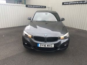 Used BMW 3 SERIES 335D XDRIVE M SPORT GRAN TURISMO, GREY