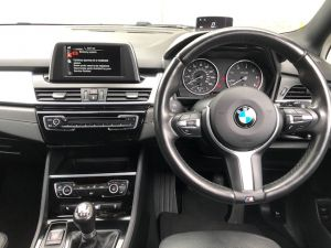 BMW 2 SERIES 216D M SPORT GRAN TOURER - 9279 - 10