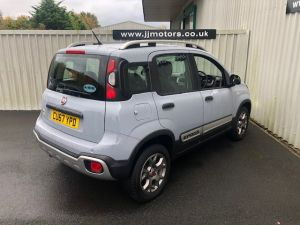 FIAT PANDA CITY CROSS - 9397 - 4
