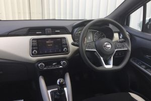 NISSAN MICRA IG-T ACENTA LIMITED EDITION - 8280 - 4