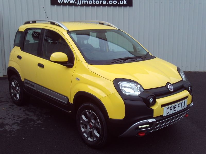 Used FIAT PANDA in Crosshands, South Wales for sale