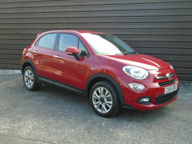 Used FIAT 500X in Swansea, South Wales for sale