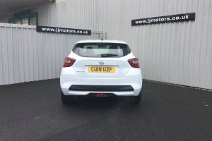 NISSAN MICRA IG-T ACENTA LIMITED EDITION - 8271 - 6