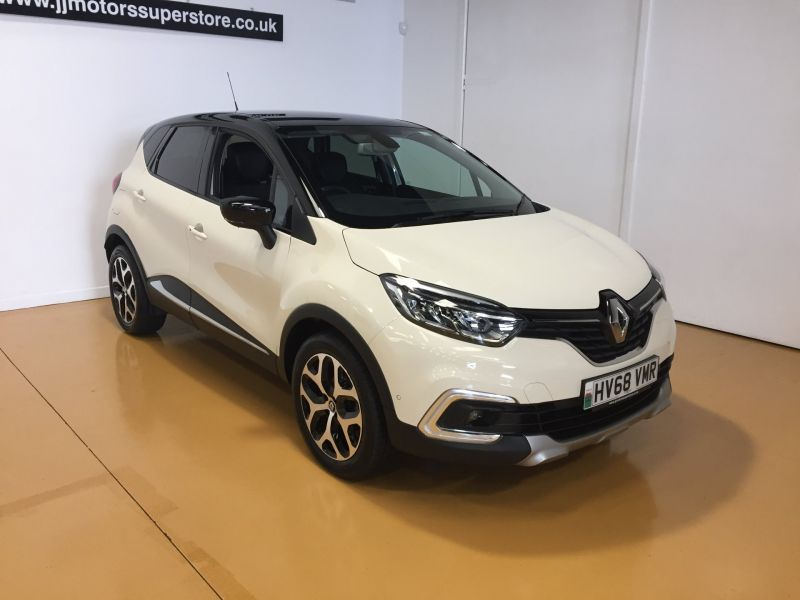 Used RENAULT CAPTUR in Llanelli, South Wales for sale