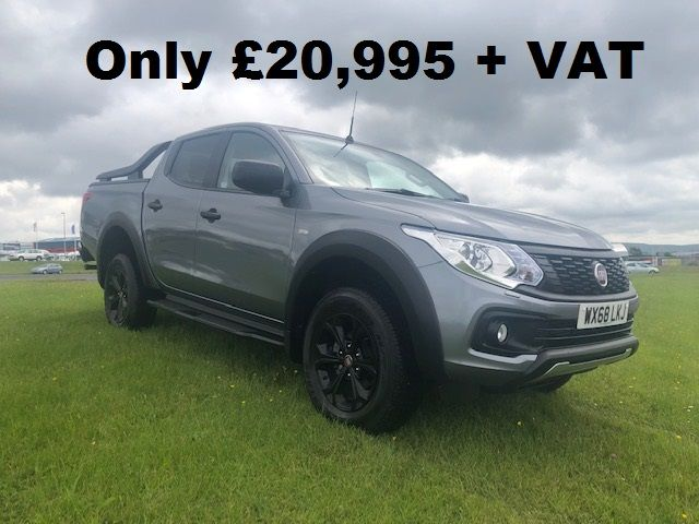 Used FIAT FULLBACK in Crosshands, South Wales for sale
