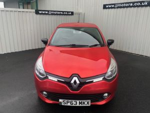 RENAULT CLIO DYNAMIQUE S MEDIANAV ENERGY DCI S/S - 8197 - 2