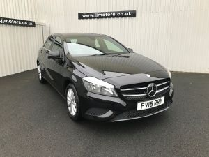 MERCEDES A-CLASS A180 CDI BLUEEFFICIENCY SE - 8576 - 1